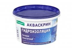 ГИДРОИЗОЛЯЦИЯ готовая эластичная ОСНОВИТ Акваскрин НА 64