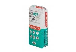 СТЯЖКА ДЛЯ ПОЛА ECOMIX BS 401/25КГ
